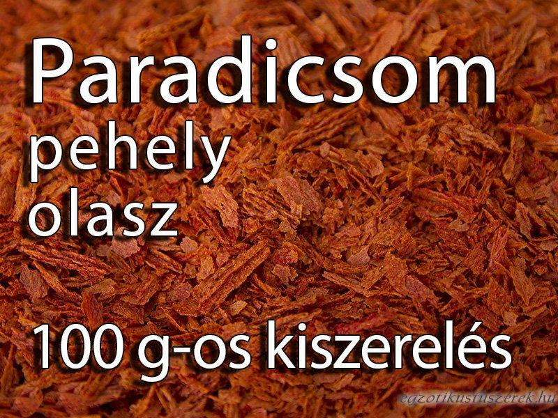 Paradicsom pehely - 100 g-os kiszerelés