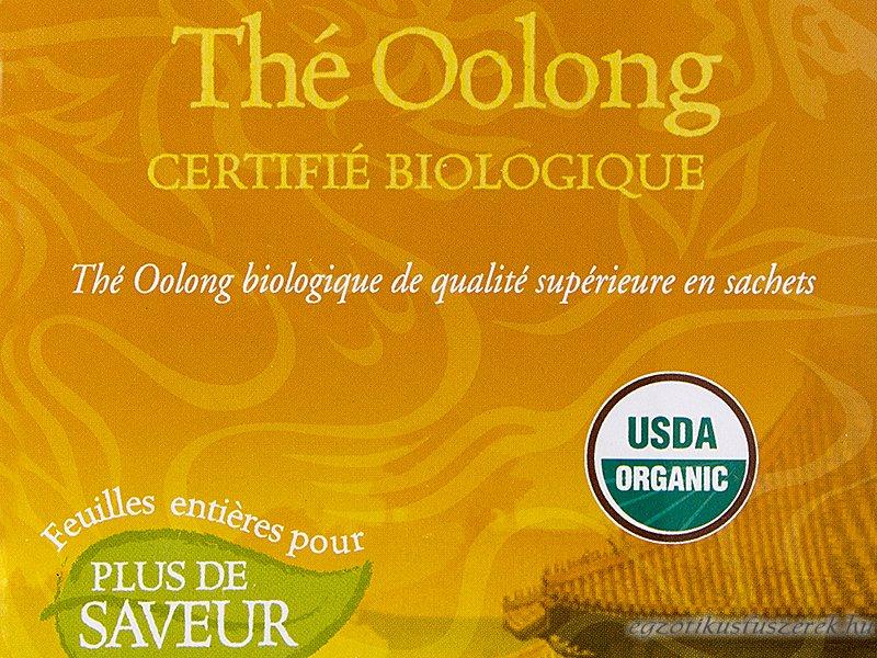 Oolong Bio Filteres Tea - Uncle Lee's USA