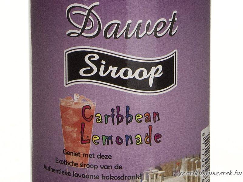 Dawet szirup - Karibi Limonádé 500 ml