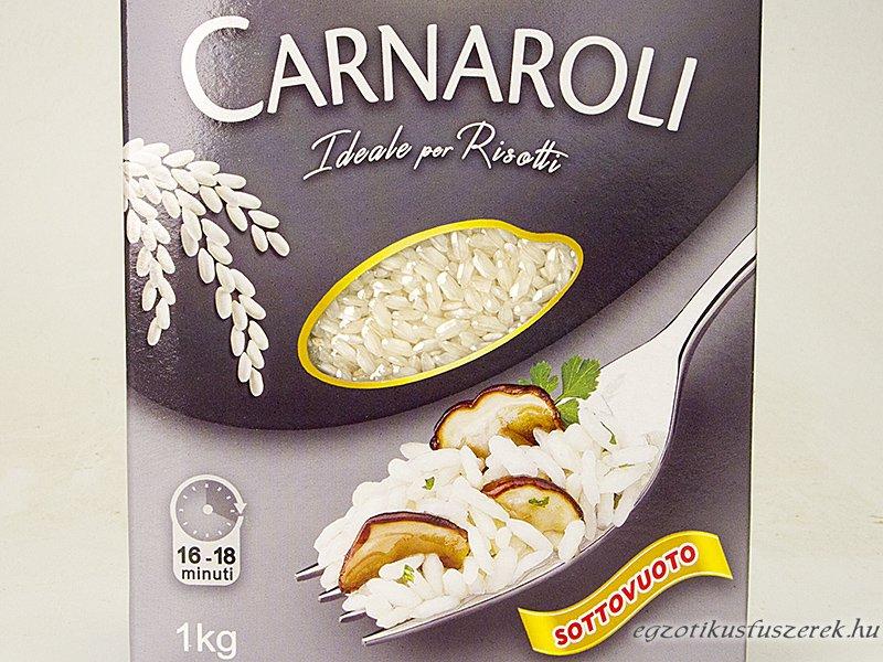 Rizs - Carnaroli Rizottó Rizs, 1 kg