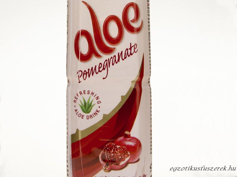 Aloe Gránátalmás üdítő - 500ml