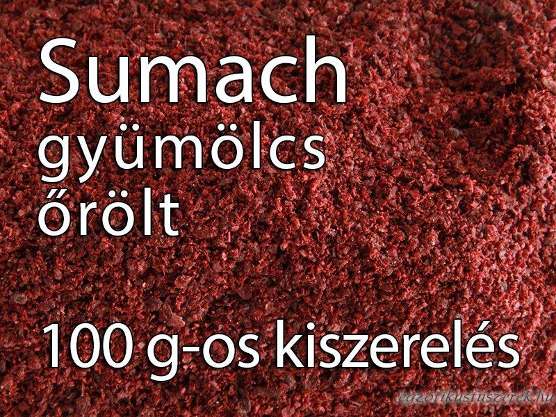 Sumach, Sumac, Szumák, 100g