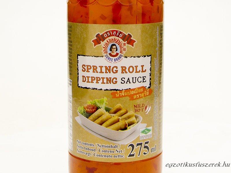 Chiliszósz Tavaszi Tekercsekhez - Suree 275 ml