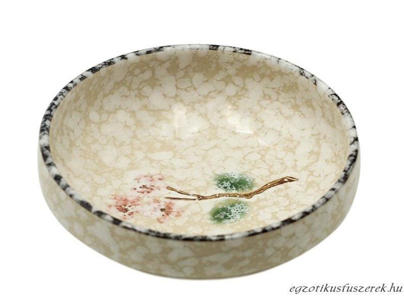 Snow Mártogató Szószos Tálka - Japán 10,3 cm