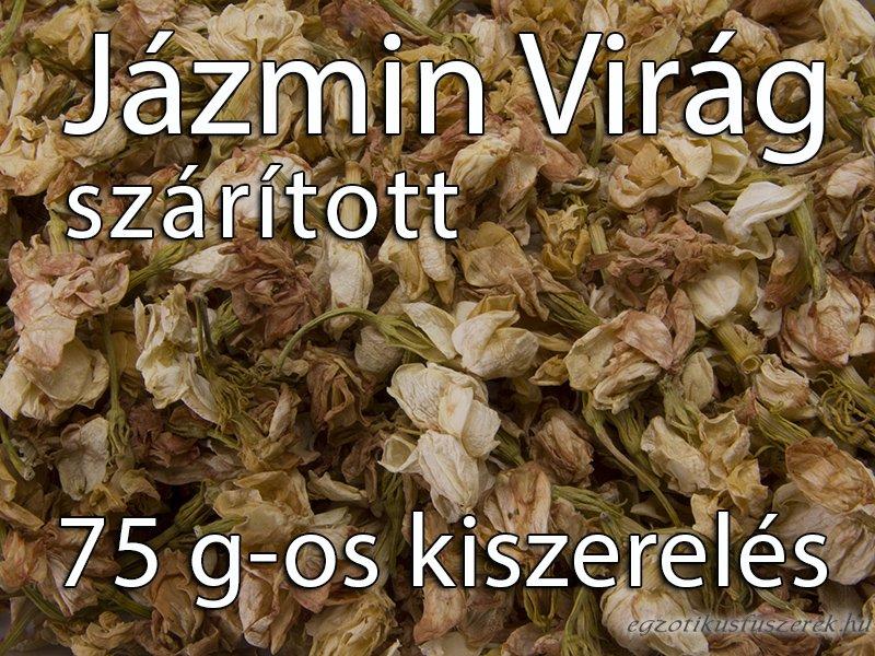 Jázmin Virág, Szárított 75g