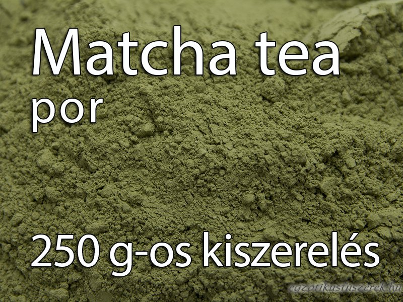 Matcha Tea por 250 g