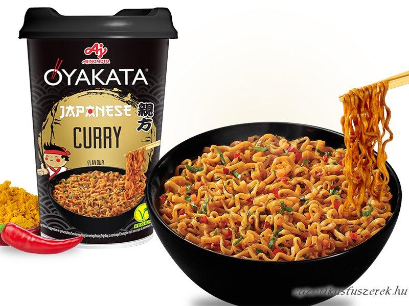 Japán Curry Instant Tészta - OYAKATA