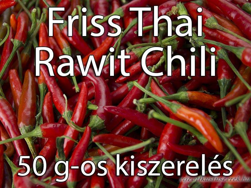 Chili - Thaiföldi Rawit Chili Friss 50g