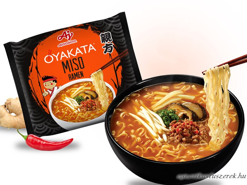 Miso Ramen Instant leves - OYAKATA