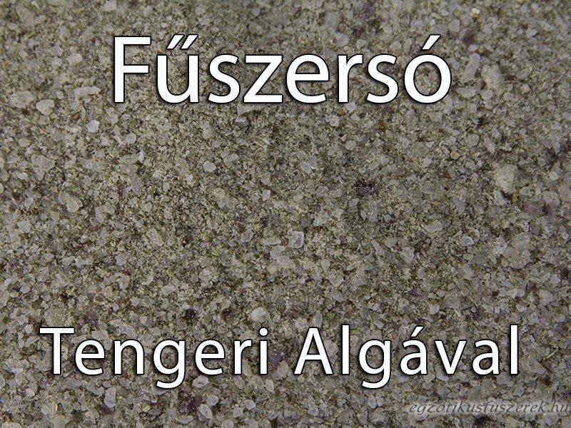 Fűszersó Tengeri Algával - Sószóróban 120g