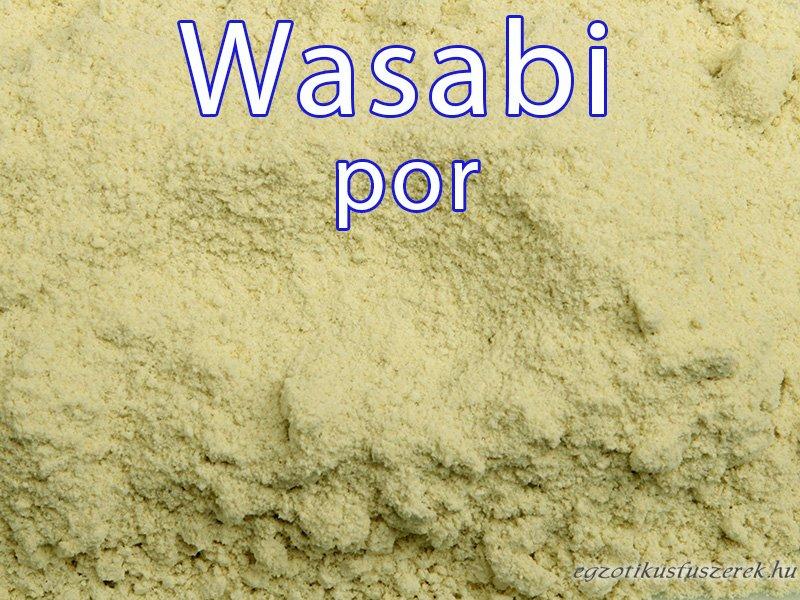 Wasabi őrölt, 25 g