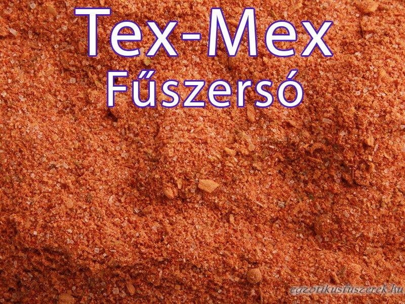 Tex-Mex Fűszerkeverék, Fűszersó