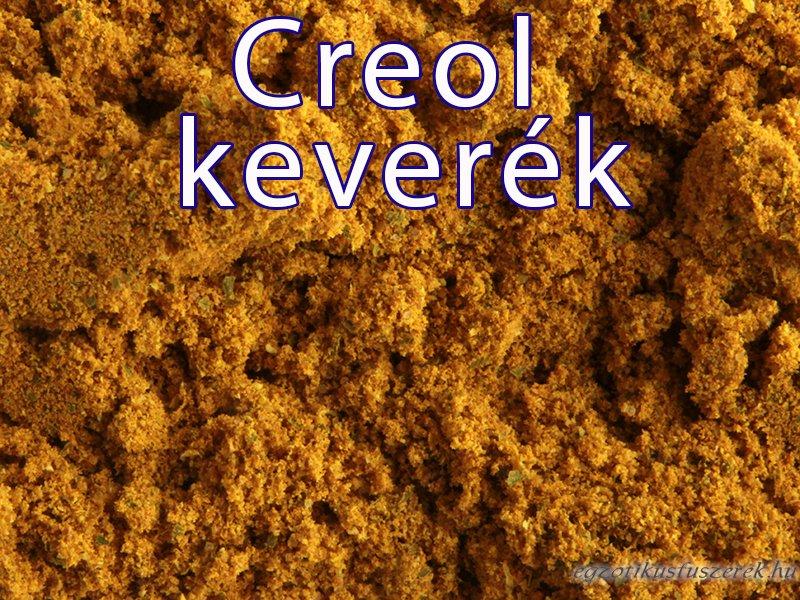 Creol Salsa fűszerkeverék