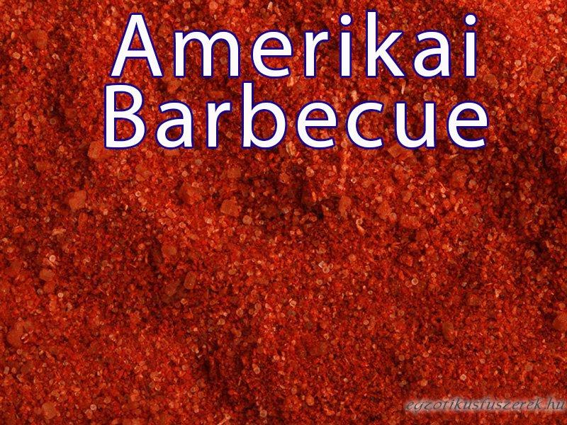 Amerikai Barbecue Grillfűszer