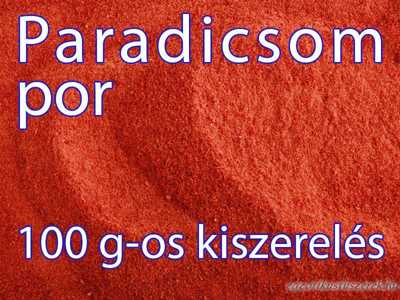 Paradicsom Por, 100 g-os Kiszerelés