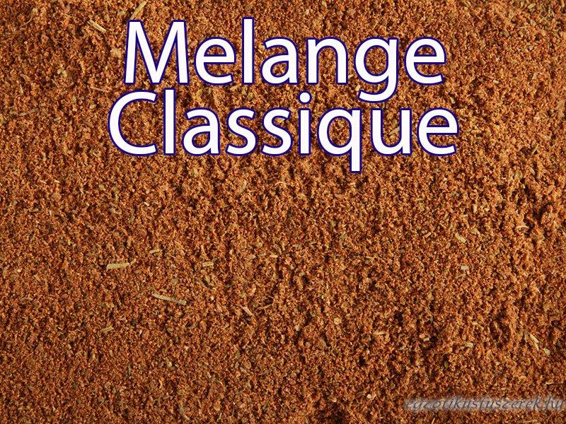 Melange Classique fűszerkeverék