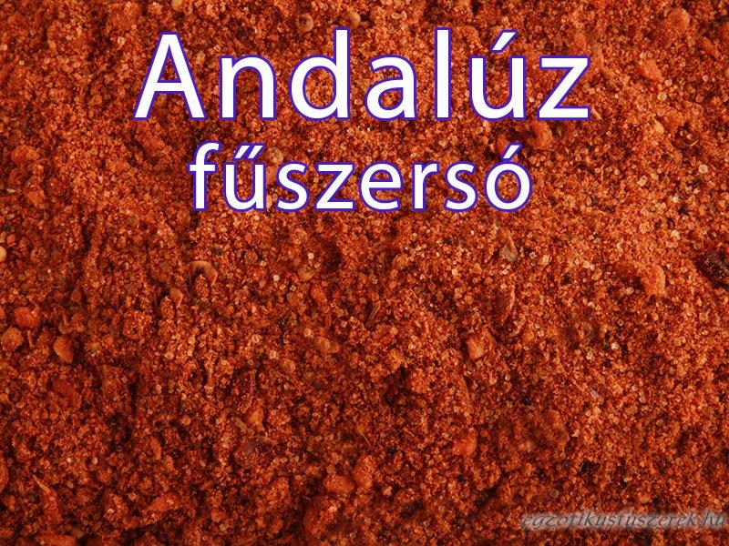 Andalúziai fűszersó