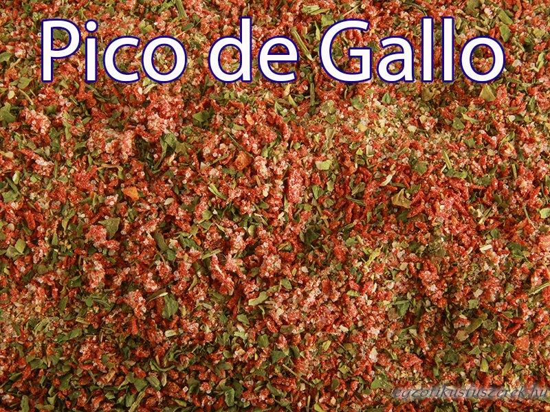 Pico de Gallo fűszerkeverék
