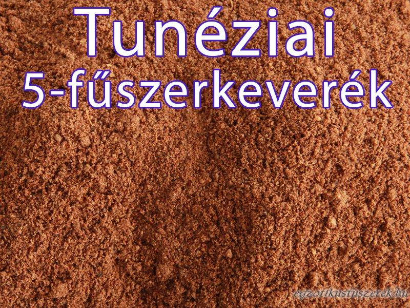 Tunéziai Ötfűszer Fűszerkeverék