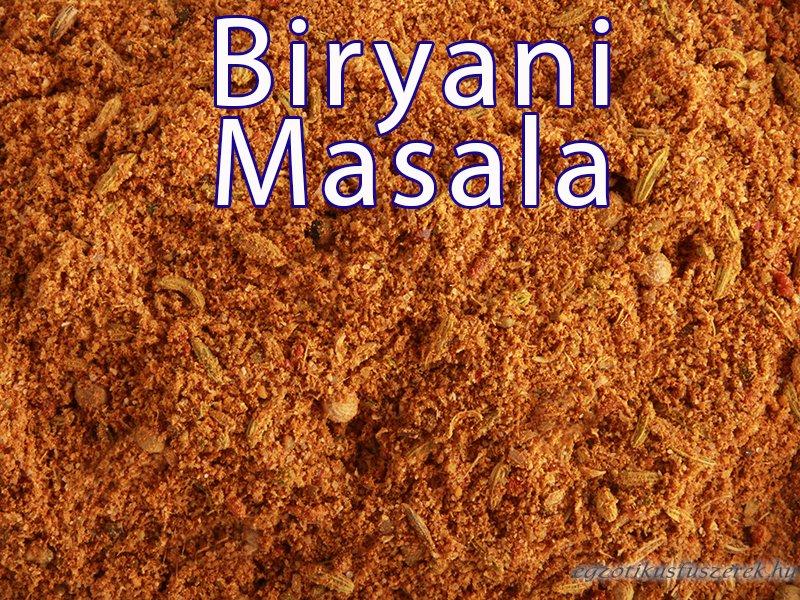 Biriyani Masala Fűszerkeverék