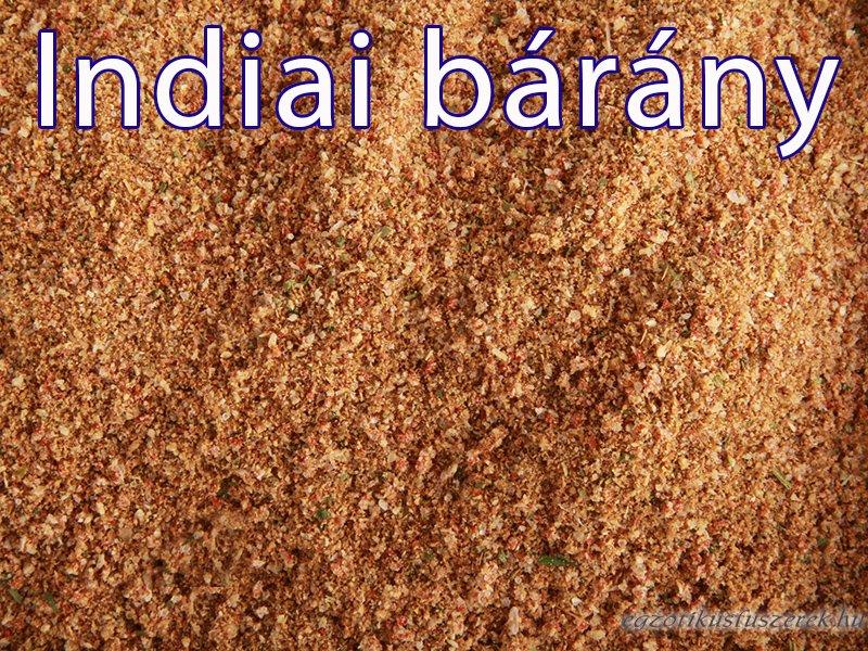 Indiai Bárány Fűszerkeverék