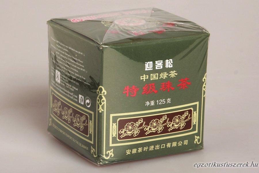 Gunpowder tea - a zöld teák atyja