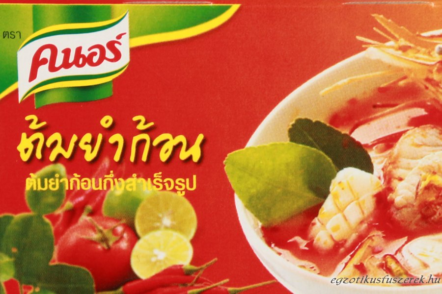 Tom Yum Thai leveskocka - Knorr