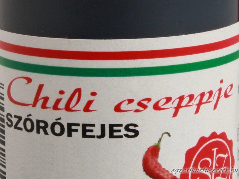 Chili Cseppje - Szórófejes 60 ml