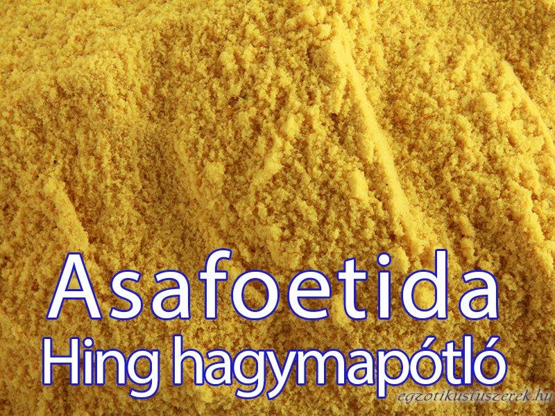 Asafoetida - Ördöggyökér - Hing 50 g