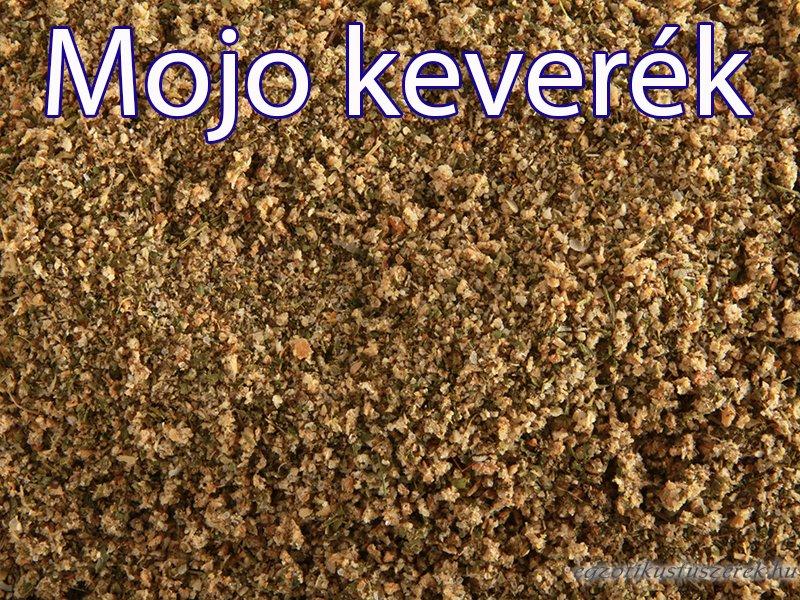 Mojo, a kubai fűszerkeverék