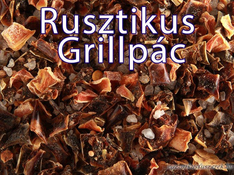 Grillpác - Rusztikus