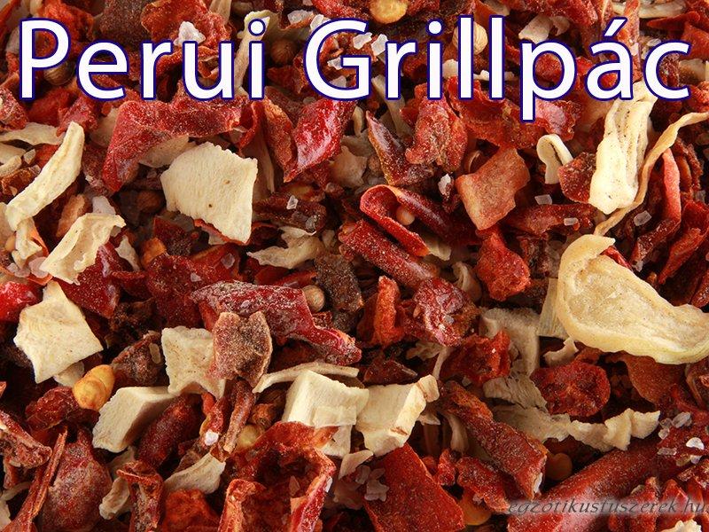 Grillpác - Perui