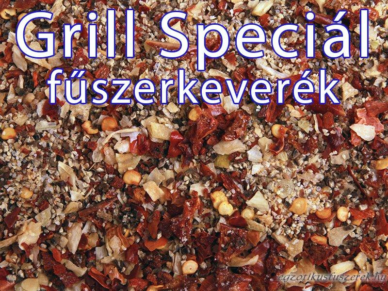 Grill Speciál
