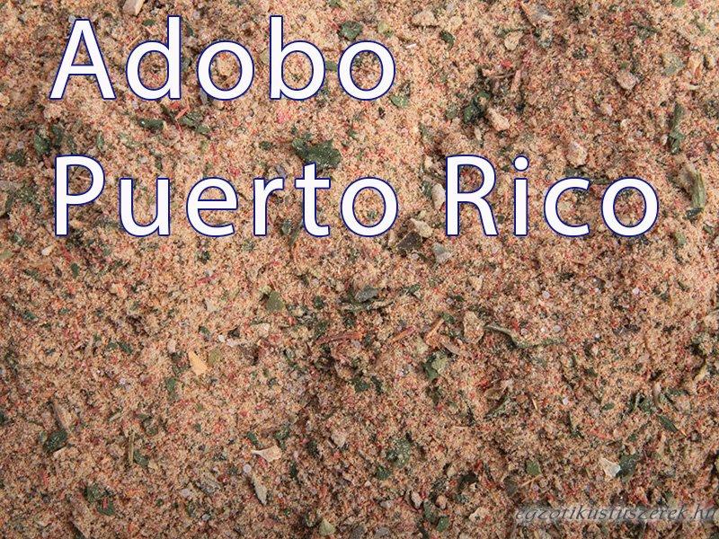 Adobo Puerto Rico Fűszerkeverék