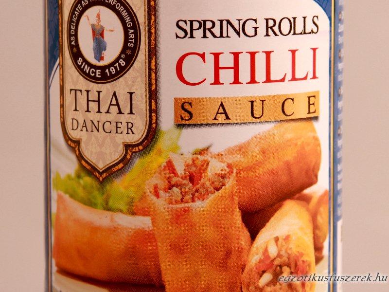 Chiliszósz Tavaszi tekercsekhez 300 ml