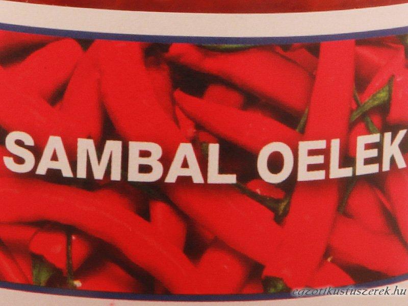 Sambal Oelek - a Klasszikus Indonéz Chiliszósz