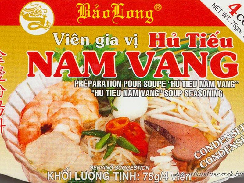 Nam Vang - vietnámi sertés/garnéla húsleves kocka