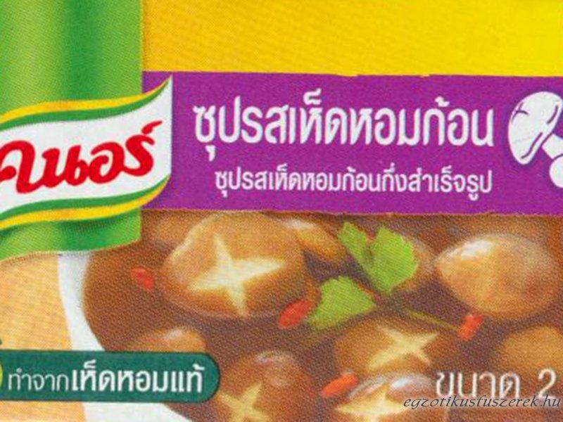 Shitake gomba leveskocka Knorr