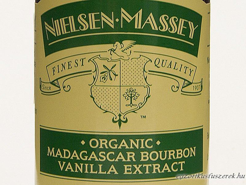 Vanília Kivonat Bio- Madagaszkári Bourbon, Nielsen-Massey