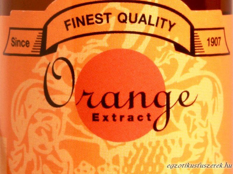 Narancs Kivonat - Nielsen & Massey