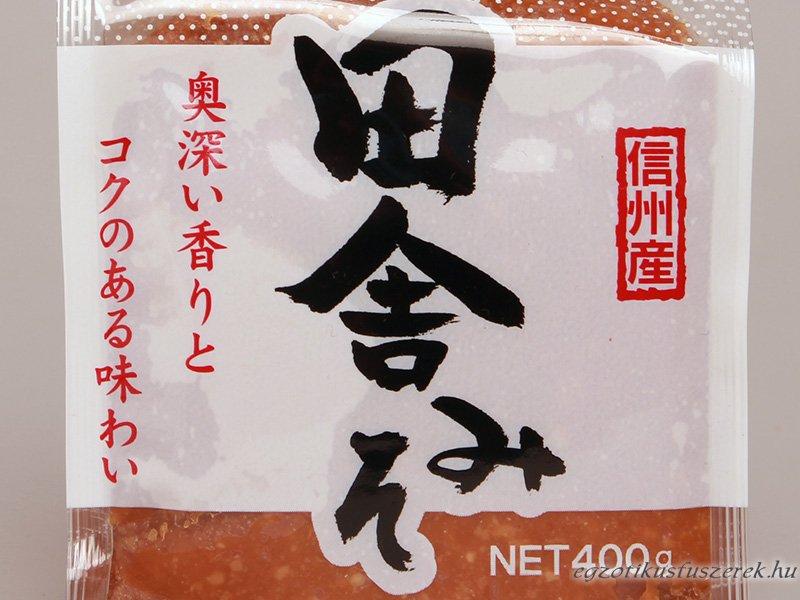 Miso paszta, Vörös - 400 g, Hikari Miso