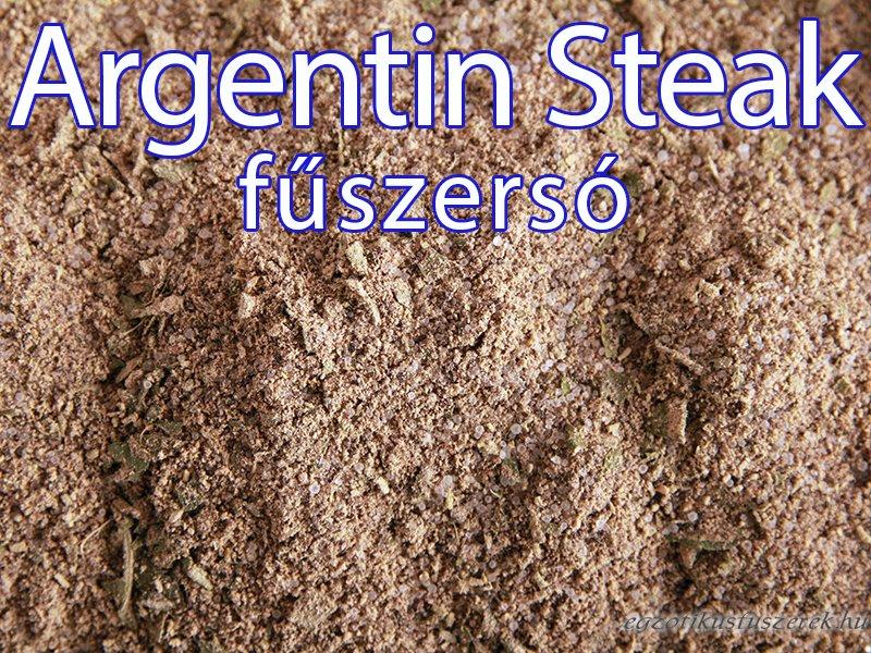 Argentín Steak Fűszersó