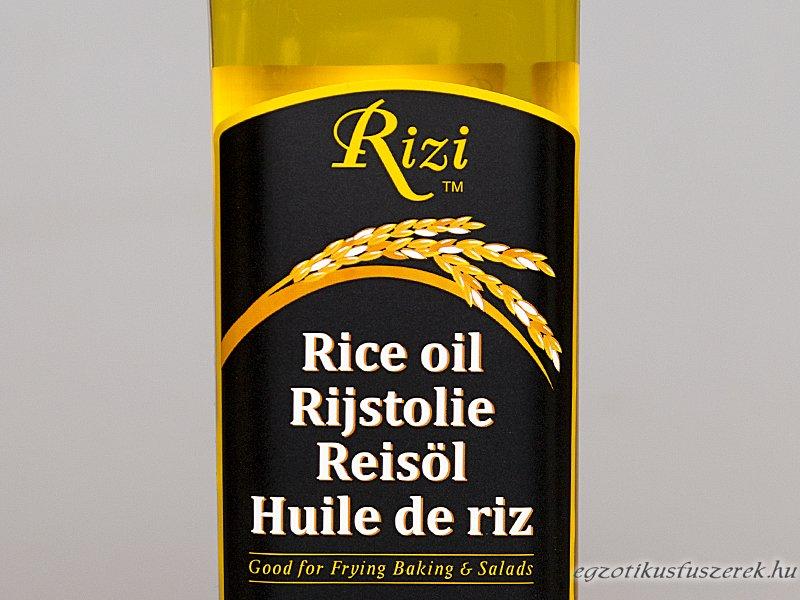 Rizsolaj, Rizskorpa Olaj 500 ml
