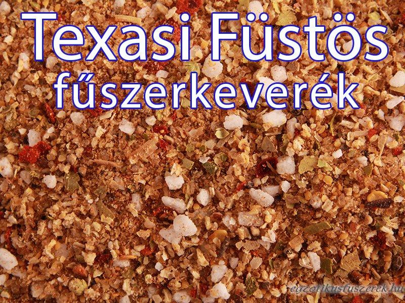 Texasi Füstös BBQ - Rub fűszerkeverék