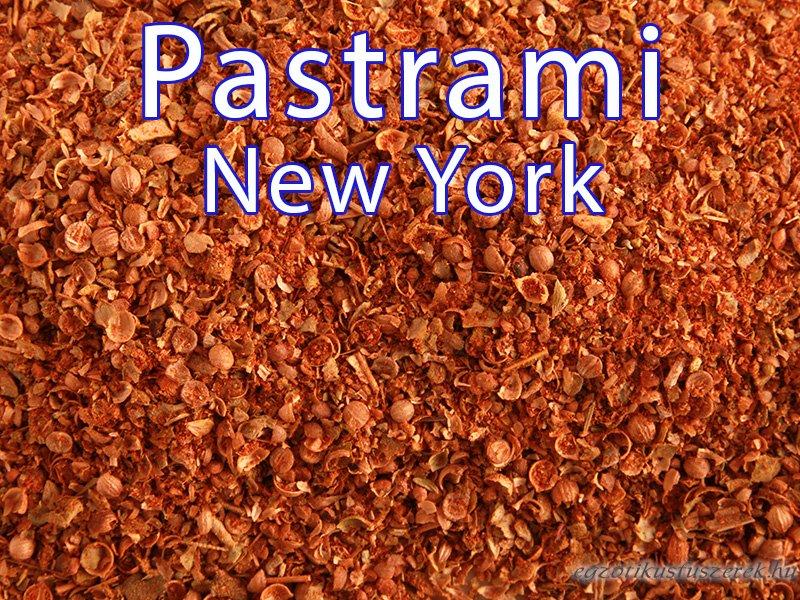 Pastrami a New York-i Keverék