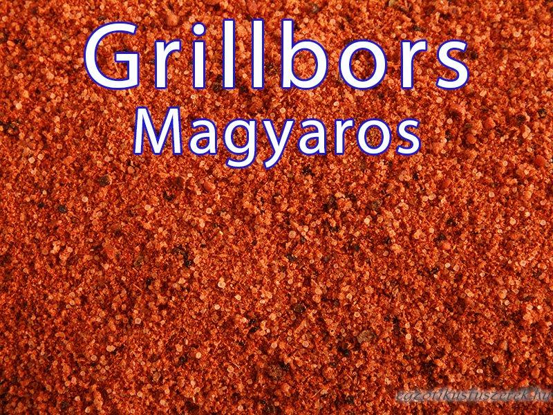 Grillbors Magyaros Fűszerkeverék