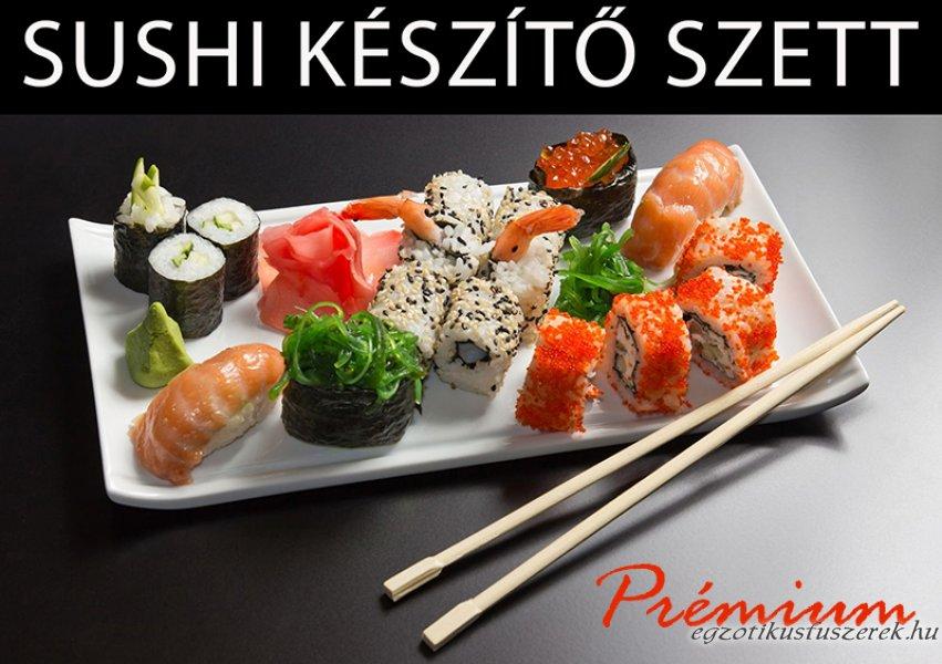 Sushi Készítő Szett - Prémium