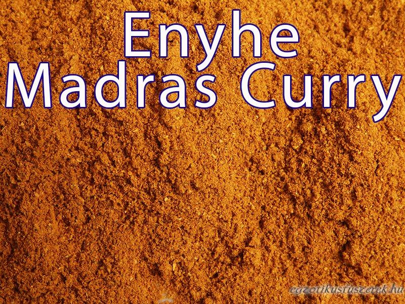 Madras Curry, enyhe fűszerkeverék 25g