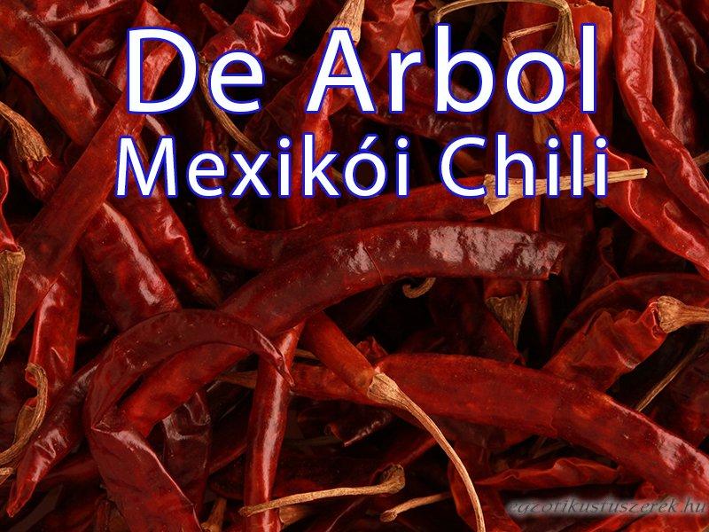 De Arbol Mexikói Chilikülönlegesség