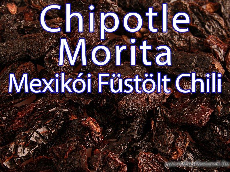 Chipotle Morita Mexikói Chili Különlegesség